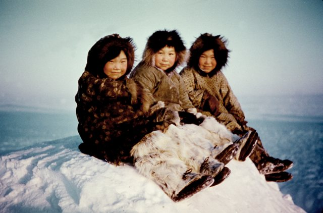 Grönland Eskimoları'nın Sağlık Sırrı