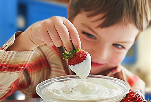 Çocuklarda Omega 3 Tüketimi